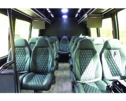 Diversify Your Bus Fleet, Add an Executive Shuttle!