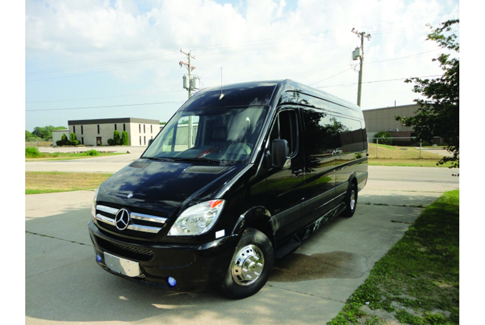Battisti Sprinter- Executive Shuttle