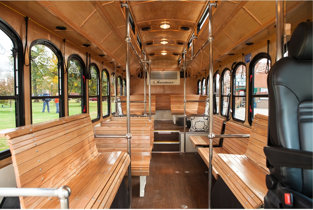 Hometown Trolley- Streetcar