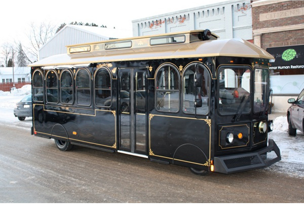 Hometown Trolley- Limousine Trolley