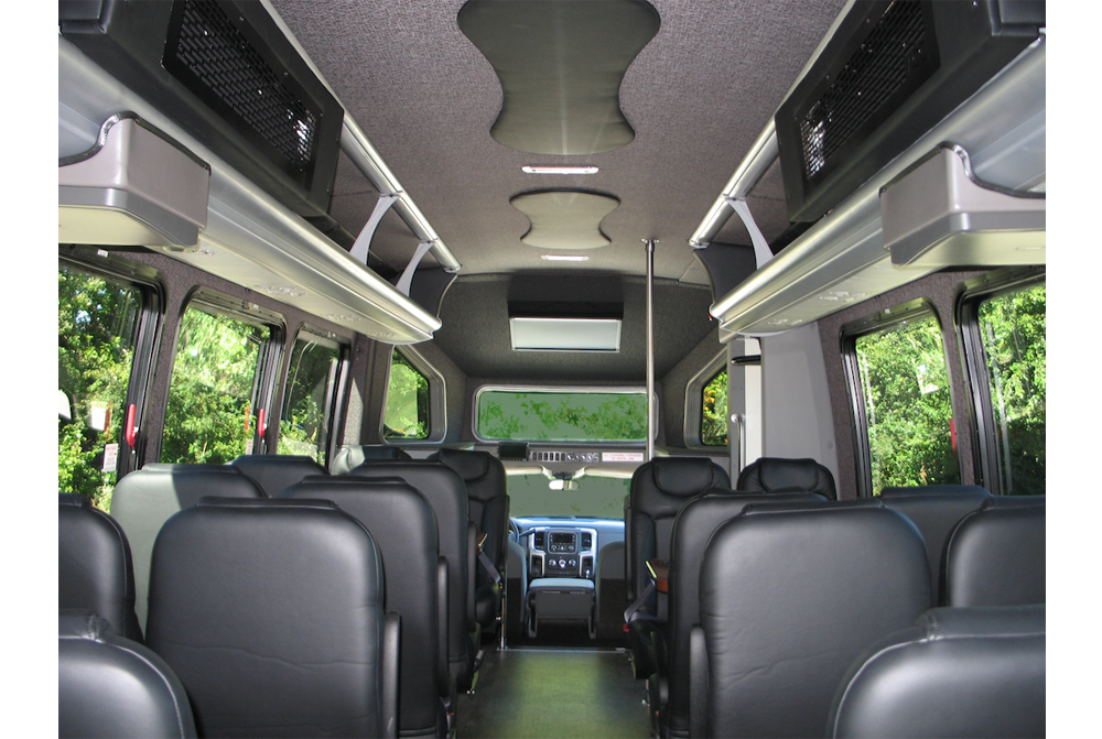 Ameritrans F-Series Executive Shuttle