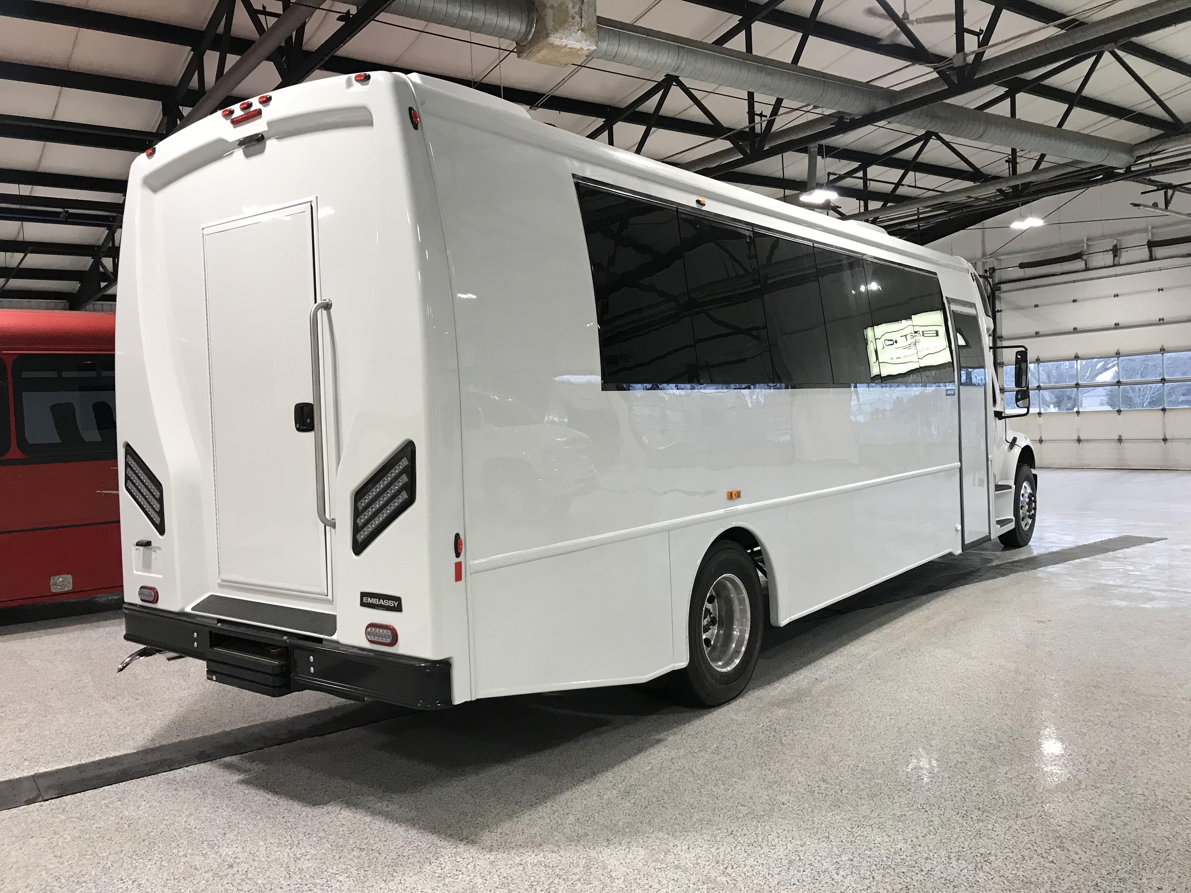 Macnab Transit Sales Corp – Embassy Bus- M2 Freightliner